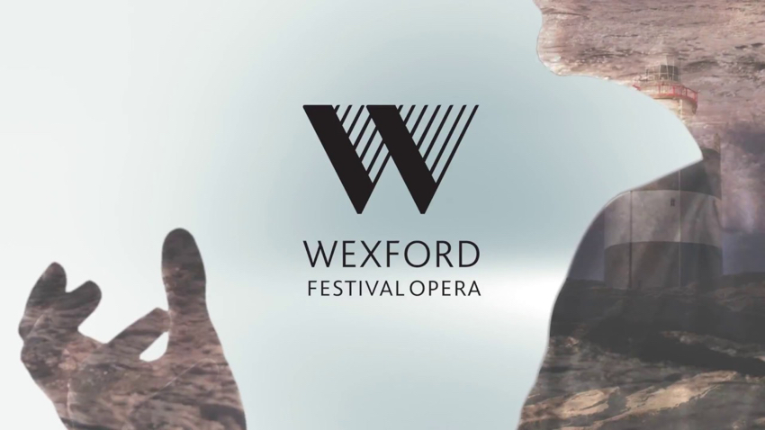 Promotional poster for the Wexford Festival Opera.